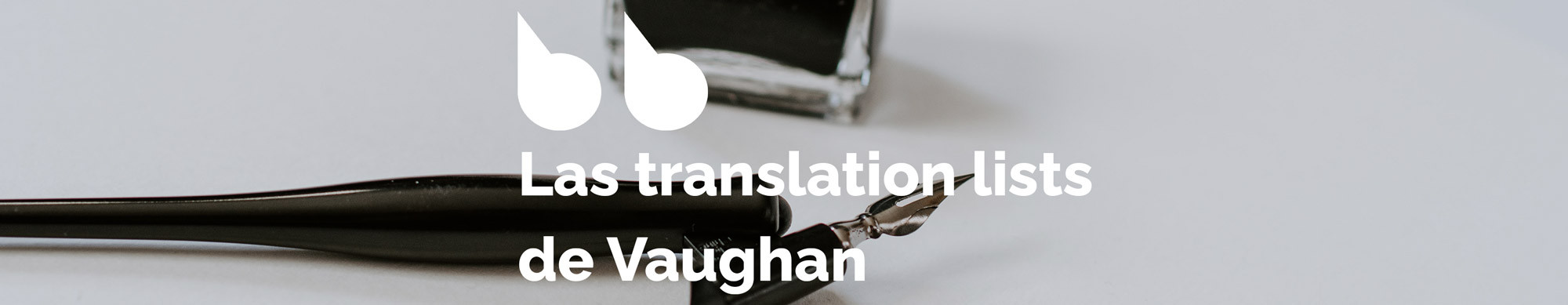 Ejercicios de inglés de nivel básico - Translation List 10