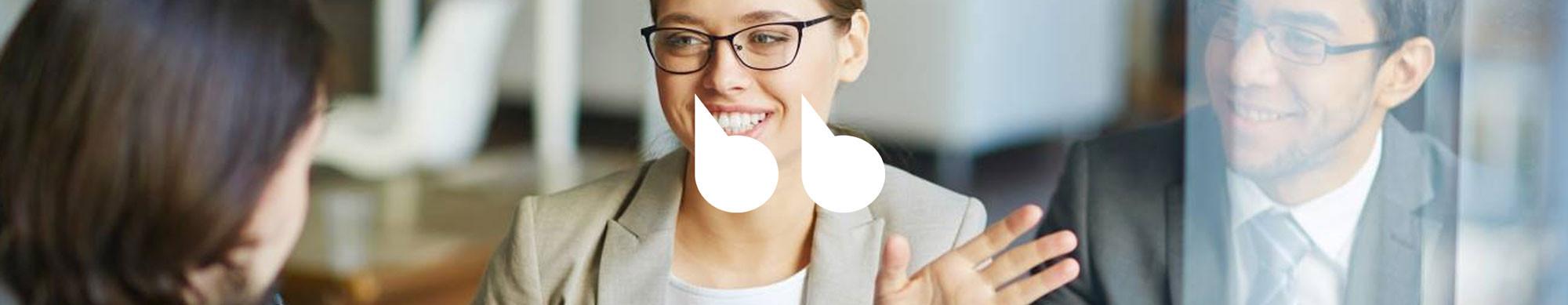Cómo gestionar tus fortalezas y debilidades para una entrevista de trabajo en inglés