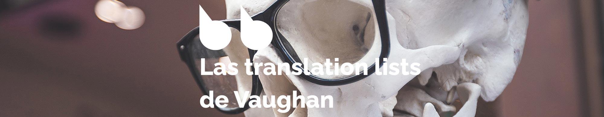 Ejercicios de inglés de nivel avanzado - Translation List 31