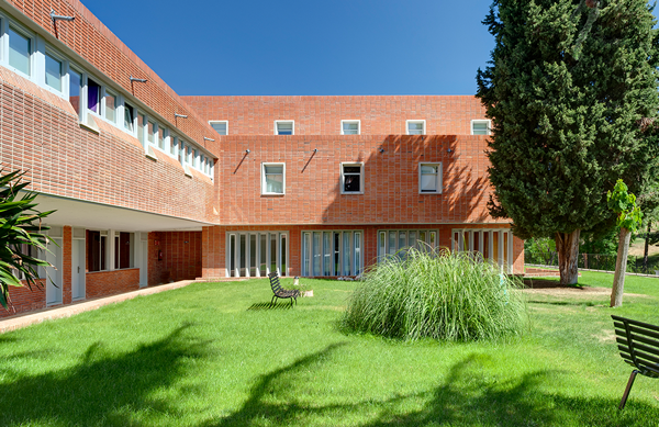 Ciudad Universitaria - Colegio Mayor Aquinas