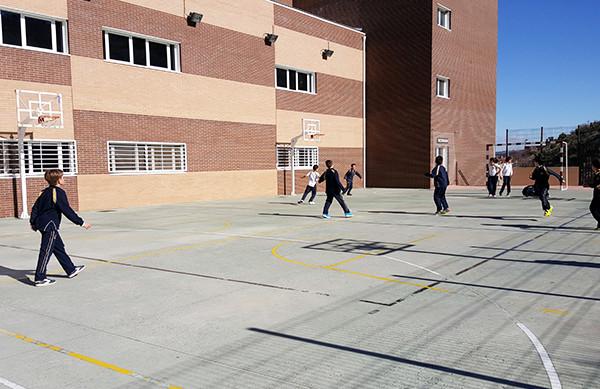 Arganda - Colegio SEI Virgen de la Soledad