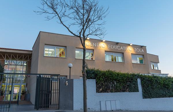 Las Rozas Oeste - Colegio Colegio Zola