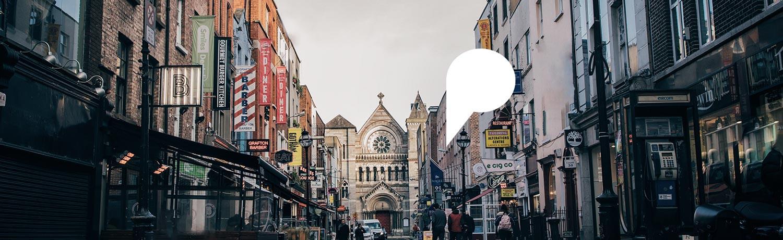Curso de inglés para mayores de 30 años en Dublín
