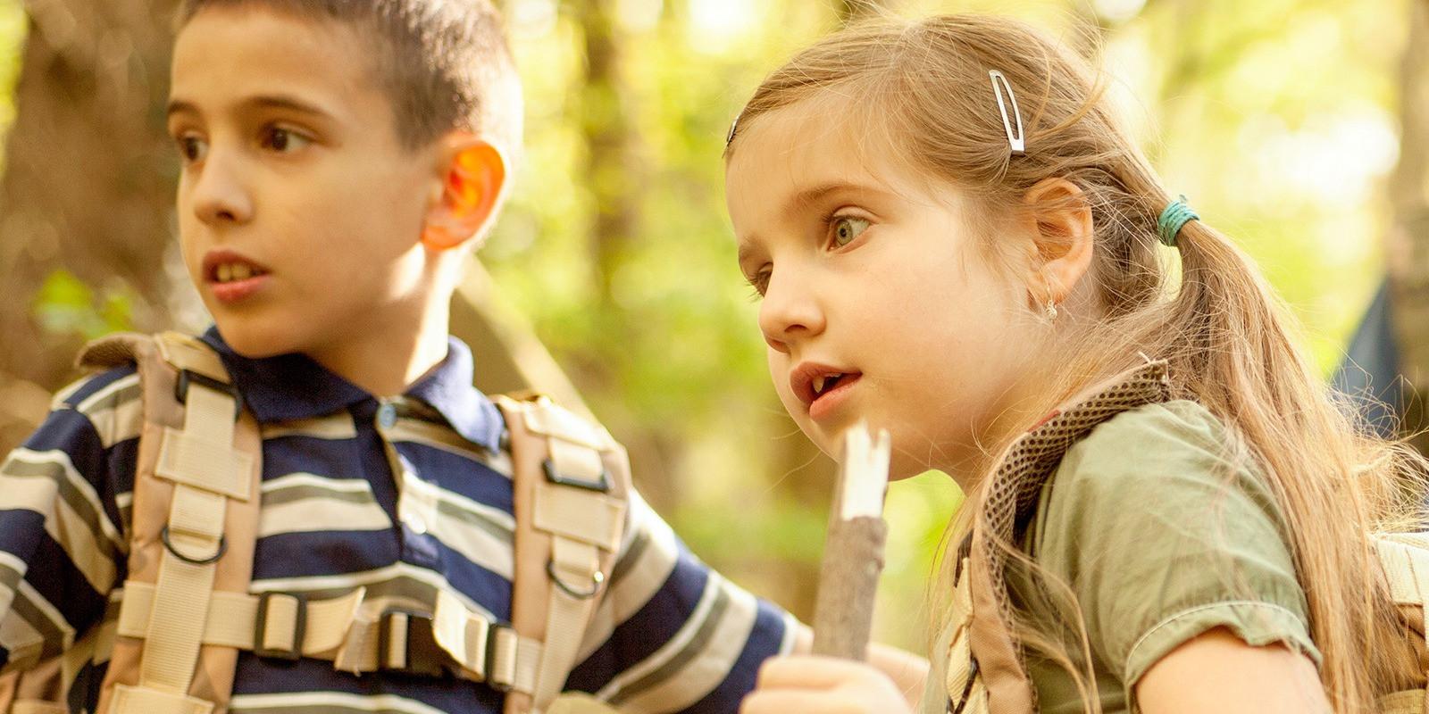 Weekend Camps: campamentos de inglés para niños en fin de semana