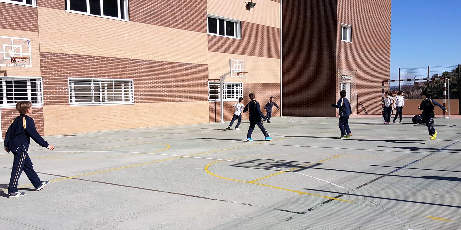 Campamento de Verano Urbano en Inglés en Colegio SEI Virgen de la Soledad (Arganda)